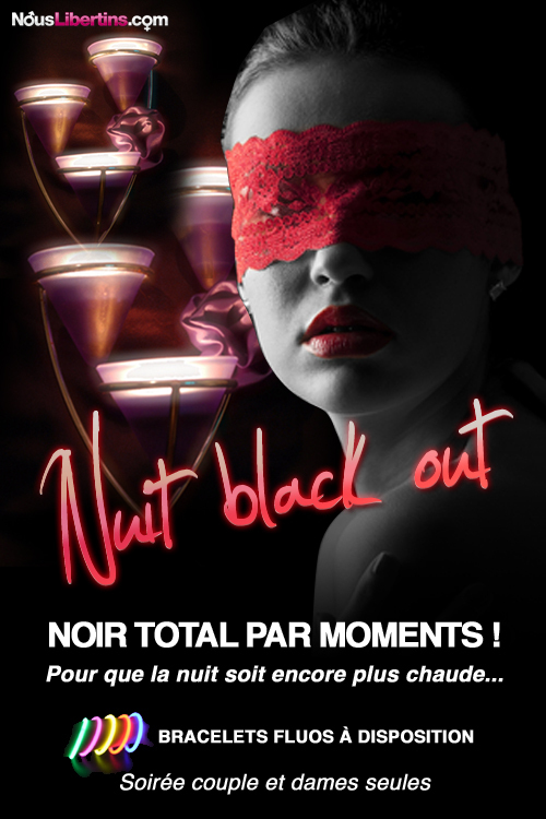 Soirée Black Out - Le Body'x - Amancy