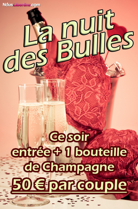 Soire Nuit des Bulles - Le Body&#x27;x - Amancy