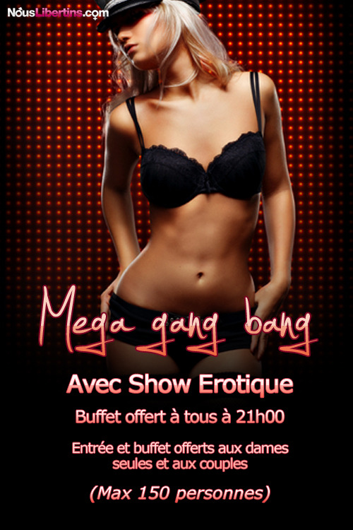 Soire GANG BANG - Le Body&#x27;x - Amancy