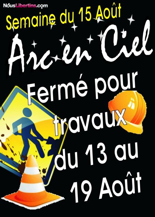 Soire Arc en Travaux - L&#x27;Arc en Ciel - Caen
