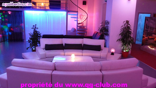 QG Club - Club libertin et changiste - Le Coteau